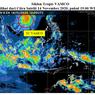 Siklon Tropis Vamco di Utara Natuna, Ini Dampak untuk Indonesia