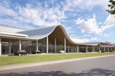 Konsep Desain Bandara Jenderal Besar Soedirman Terinspirasi Gunung Slamet