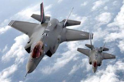 AS Tangkap Peretas Dokumen Jet Tempur