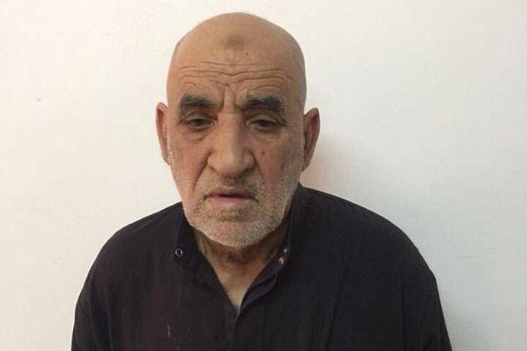 Foto terbaru algojo ISIS Abu Omer alias Si Janggut Putih yang dirilis kepolisian Irak.