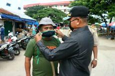 Tak Gunakan Masker di Baubau, Siap-siap Sapu Jalanan