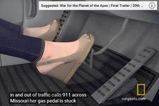 Dear Ladies, Ini Alas Kaki yang Aman Digunakan saat Bawa Mobil