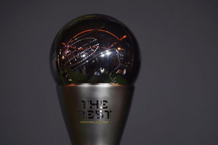 Trofi FIFA The Best Football Award.