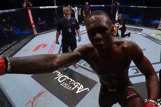 VIDEO UFC 253 - Hujan Pukulan Adesanya Buat Costa Tak Berdaya