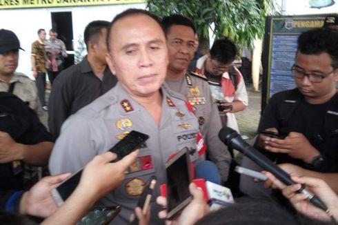 Polda Metro Tambah 20 Personel untuk Pengamanan Penyidik KPK