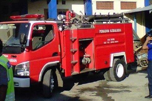 Dinas Pemadam Kebakaran Kota Bekasi Akui Kekurangan Armada