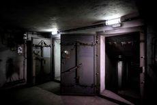 Bangunan Diduga Bungker Ditemukan di Terowongan Bawah Tanah Kawasan Stasiun Bogor