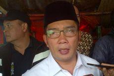 Soal Kritik terhadap Pembangunan di Bandung Utara, Ini Komentar Ridwan Kamil
