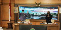 Meski Tengah Pandemi, Ganjar Pastikan Pelayanan Publik di Jateng Tetap Berjalan