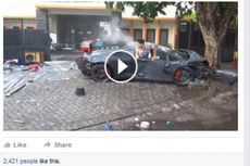 Tukang Becak dan Penjual STMJ Bersaksi dalam Sidang Tabrakan Lamborghini