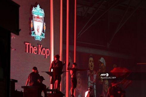 Pesta Kemenangan Terakhir untuk Bek Liverpool Ini