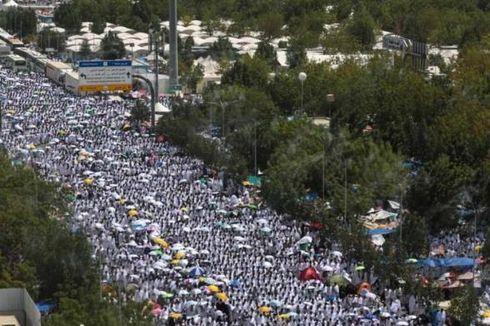 Pemerintah Jamin Seluruh Jemaah Haji Indonesia Ikuti Wukuf