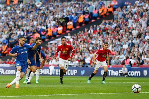 Jadwal 16 Besar Piala FA, Chelsea Vs Manchester United