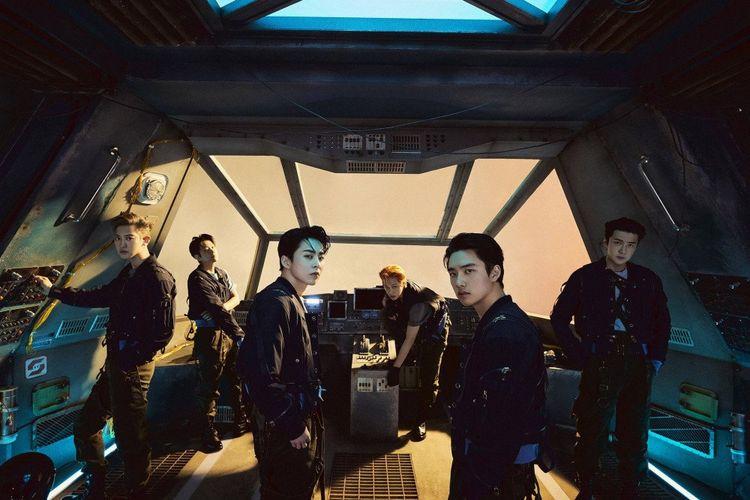 EXO bakal merilis album Don't Fight the Feeling, Senin (7/6/2021)
