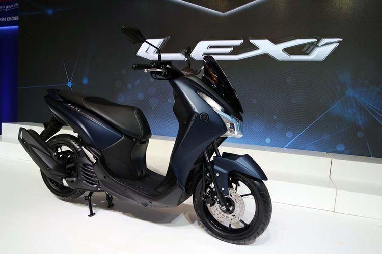 Harga Yamaha Lexi Lebih Mahal Dari Vario 125