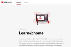 YouTube Sediakan Situs Khusus untuk Bantu Anak Belajar dari Rumah