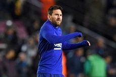 Barcelona Vs Eibar, Pelatih Tim Tamu Takuti Tuah Lionel Messi