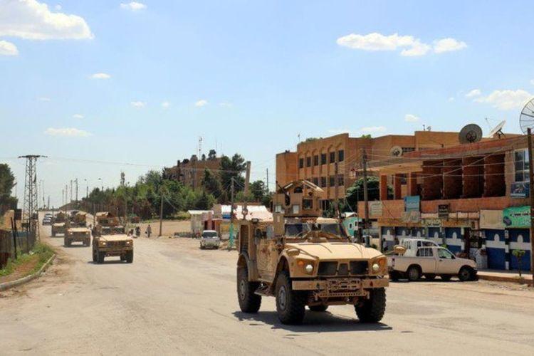 Pasukan yang didukung AS telah turut berperan besar dalam upaya melawan dan mengusir kelompok teroris ISIS dari Suriah utara.