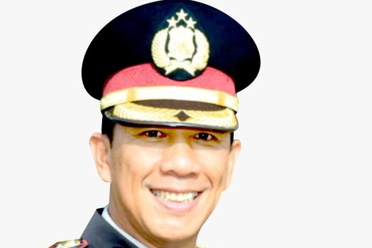 Kapolresta Padang Kombes Pol Yulmar Try Himawan (Dok: Polresta Padang)