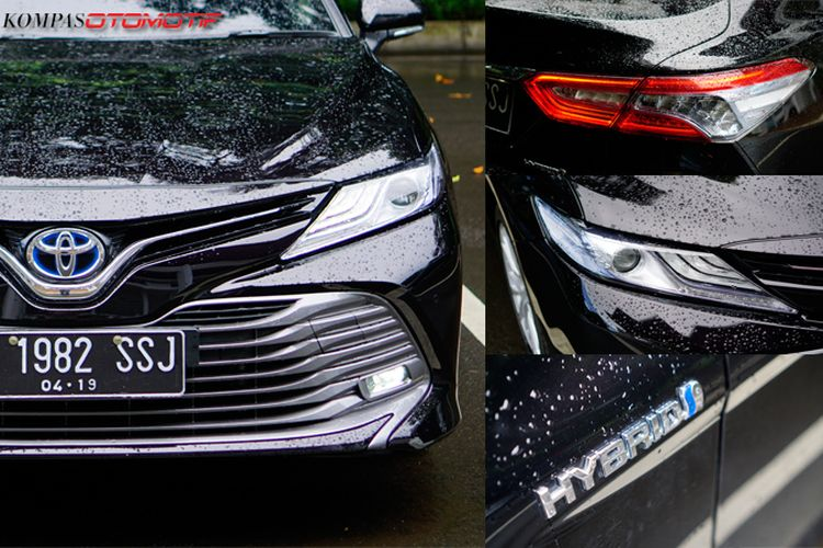 All New Toyota Camry Hybrid