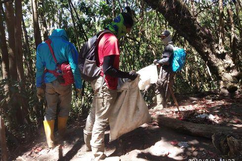 Kamis, Pendakian Gunung Slamet via Jalur Bambangan Dibuka Kembali