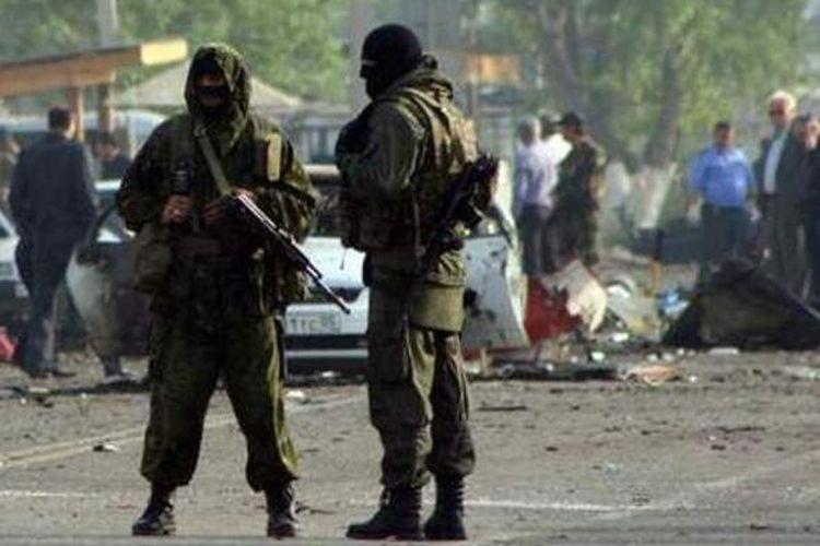 Tentara bayaran Rusia diduga turut terlibat dalam perang di Suriah, hal yang dibantah keras pemerintah Kremlin.