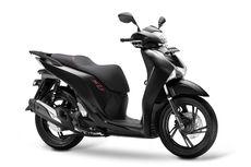 Beda Rp 2 juta, Honda SH150i Dapat Warna Baru