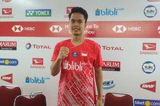 Indonesia Masters 2020, Tommy Sugiarto Puji Kecepatan Ginting