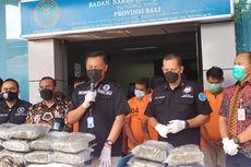 BNN Bali Gagalkan Penyelundupan 50 Kg Ganja, Dikendalikan Jaringan Lapas Kerobokan