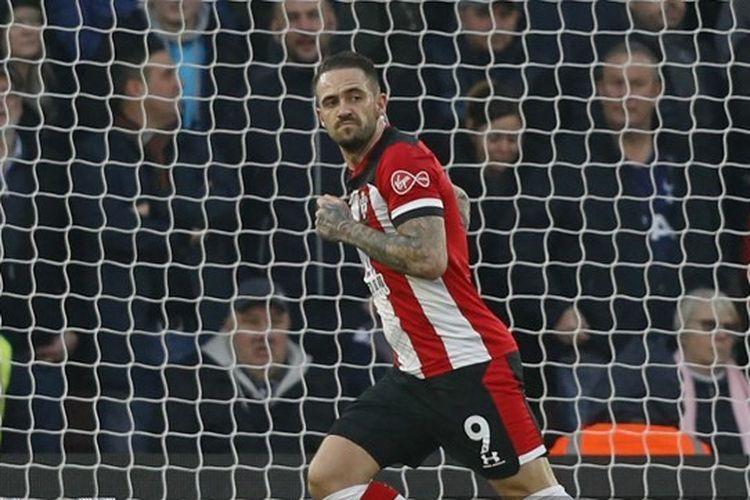 Penyerang Southampton, Danny Ings