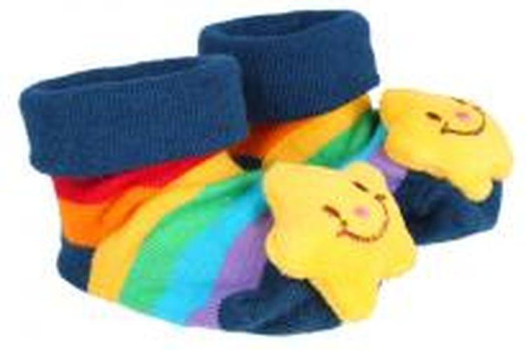 Kaus kaki yang nyaman lancarkan tumbuh kembang anak.