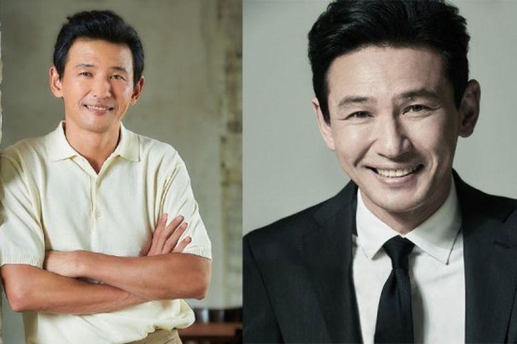 Aktor Korea Selatan, Hwang Jung Min