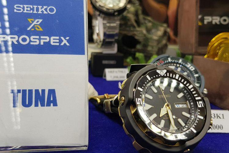 Seiko Sear Prospex seri Tuna
