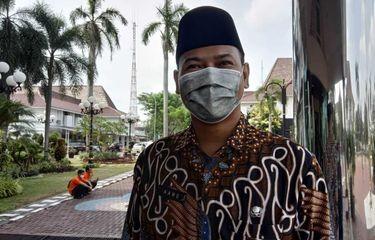 Kepala BKPSDM Karawang Asep Aang Rahmatullah