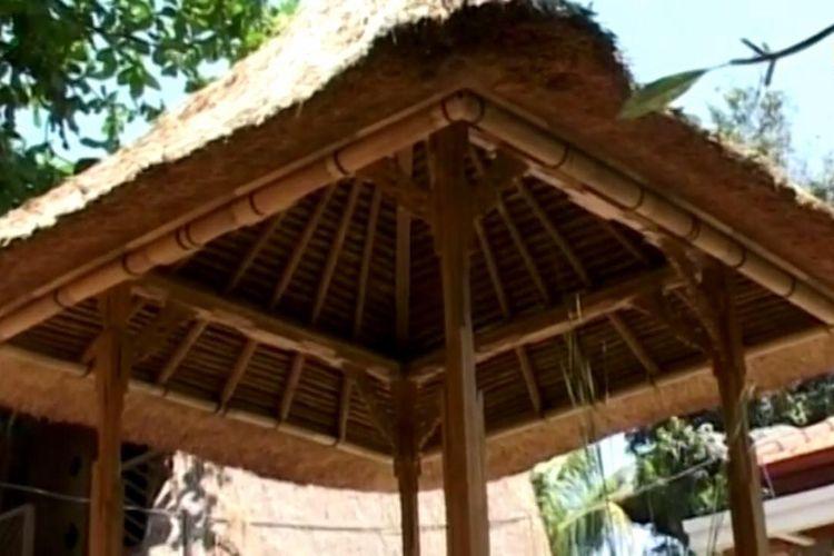Teknologi bambu laminasi