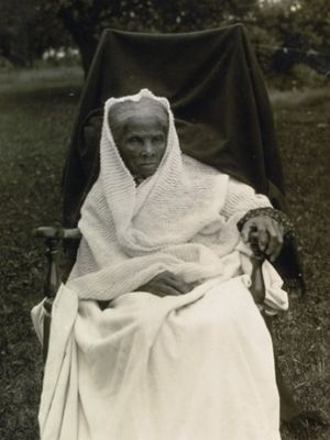 Harriet Tubman. (Library of Congress via caringvoice.org)