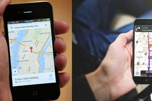 Membandingkan Google Maps dengan Waze, Mana Lebih Baik?
