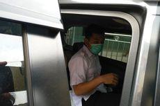OTT KPK, Pria yang Diduga Ajudan Wali Kota Medan Dibawa dari Kantor Polisi