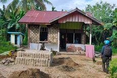 46 Rumah Tidak Layak Huni di Teluk Wondama Selesai Dibangun