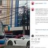 Pengemudi Porsche yang Terobos Jalur Transjakarta Teridentifikasi berkat Kamera ETLE