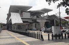 LRT Jakarta Pertimbangkan Diskon di Awal Operasi