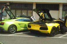 Ditlantas Gagal Periksa Nomor Mesin Lamborghini