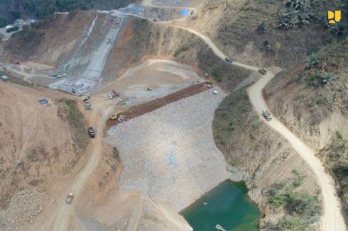 Mampu Mengairi 600 Hektar Sawah, Bendungan Tukul Diresmikan