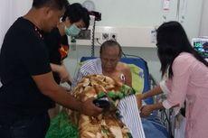 Kena Ledakan Gas Saat Masak untuk Sahur, Rukiah Terluka Bakar