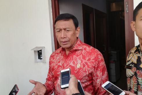 Gempa Lombok, Wiranto Sebut Delegasi Asia-Australia Dipersilakan Pulang ke Negara Masing-masing