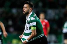 Saingi Man United dan Tottenham, Real Madrid Ikut Buru Bruno Fernandes