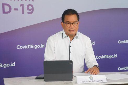 Kasus Covid-19 DKI Tinggi, Satgas Minta Anies Tindak Tegas Pelanggar Protokol Kesehatan