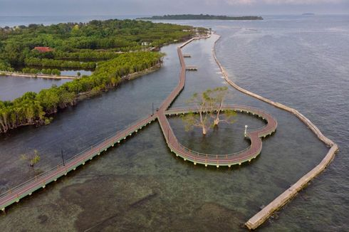 Pulau Untung Jawa Berbenah untuk Anugerah Desa Wisata Indonesia 2021