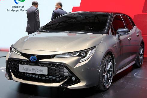 Toyota Paling Rendah Emisi di Eropa