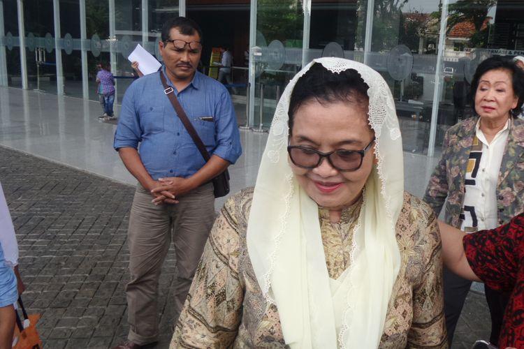 Mantan Menteri Kesehatan, Siti Fadilah Supari